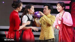 Hari Won - ChiPu Hít Khí Lạ Làm Giọng Biến Đổi Lạ Lùng | Hài Ồ Hay Gì Thế Này 2019 [Full HD]