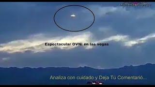 UFO, OVNI DE ENERGÍA EN LAS VEGAS NEVADA August/2017