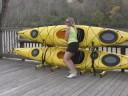 Kayak Storage Racks by Suspenz