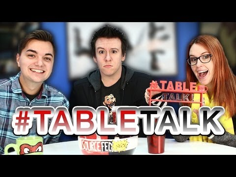 Talking Dogs, Alien Impostors, and Meat Trees on #TableTalk!
