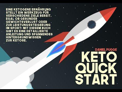 """Mein neues Buch """"Keto Quick Start"""" jetzt erhältlich. Ketogene Ernährung einfach umsetzen."""