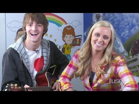 DAVE DAYS Visits Happy Fun Music Time!