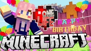 Spooky Birthday Special | Ep. 23 | Minecraft One Life