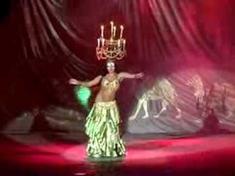 Belly Dance Shamedan Alla Kushnir (leila) video