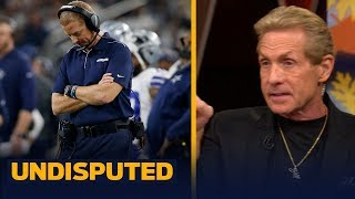 Skip Bayless reacts to the Cowboys' loss to Bills on Thanksgiving Day | NFL | UNDISPUTED