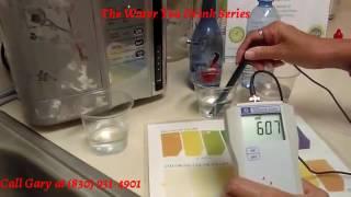 Southwest Kansas Bottled water test
