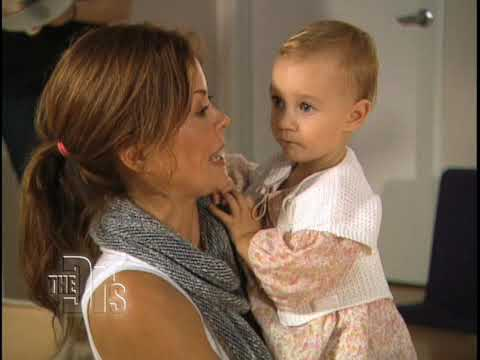 Brooke Burke Visits Mommy and Me on The Doctors