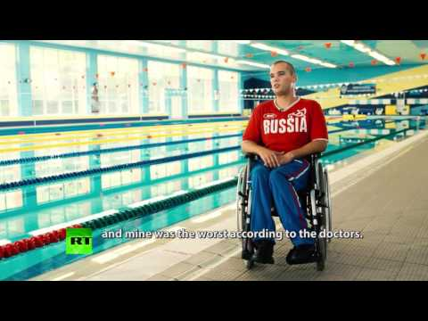 'Sports is my life!' -  Russian Paralympian to IPC chief