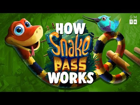 How Snake Pass Works   Game Maker's Toolkit