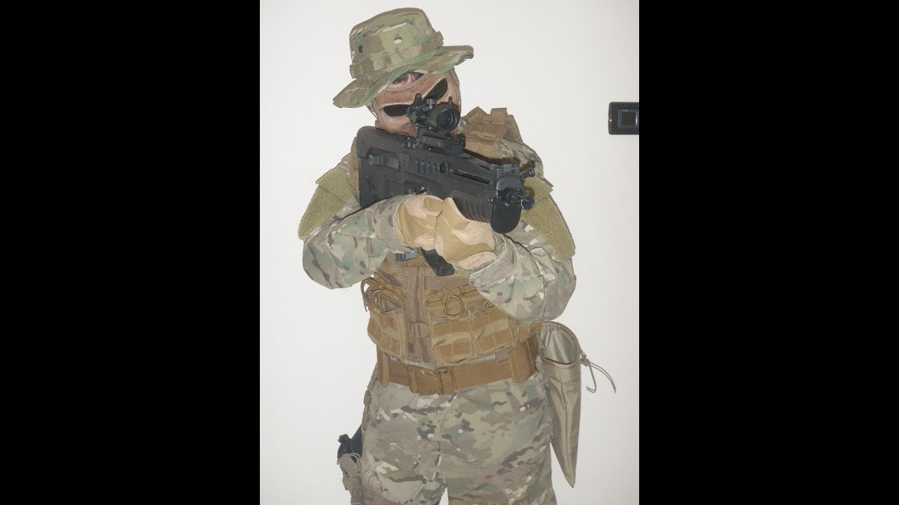 maxresdefault jpgAirsoft Loadout Multicam