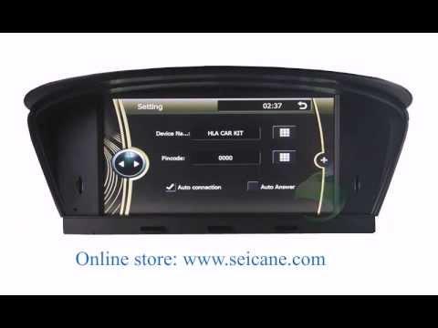 Upgrade Your Car Stereo Bmw 5 Series E60 E61 E63 E64 Bmw
