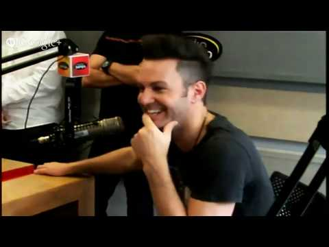 Axel en Radio Tiempo Colombia