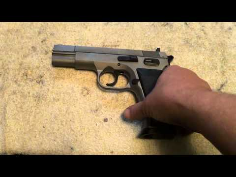 EAA Witness Pistol In 10mm Auto