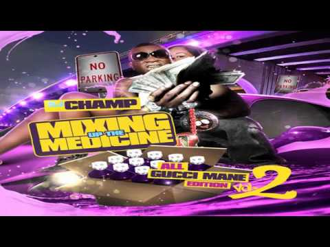 Gucci Mane Ft. Rocko Webbie - I Don't Love Her - (mixing Up The Medicine) Mixtape video