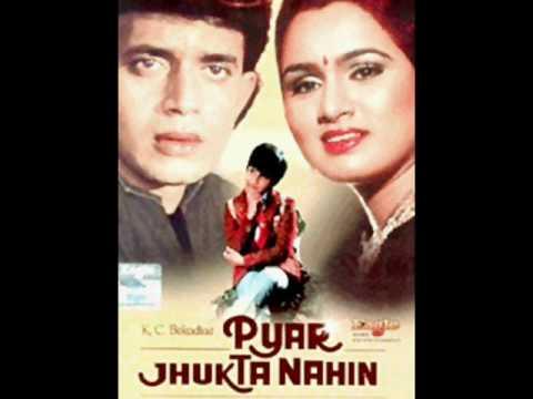 Tumhein Apna Sathi Banane Se Pehle - Pyar Jhukta Nahin (1985) - Full Song video