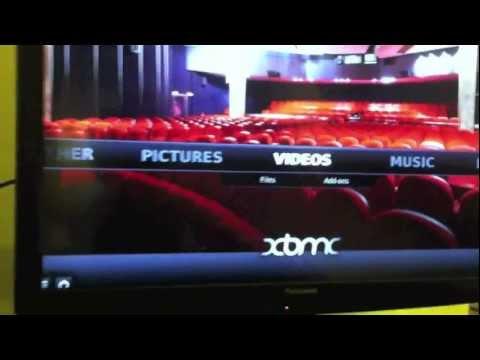 XBMC on Raspberry Pi SCALE 10x 2012