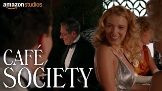 Cafe Society – Official Trailer (US) | Amazon Studios