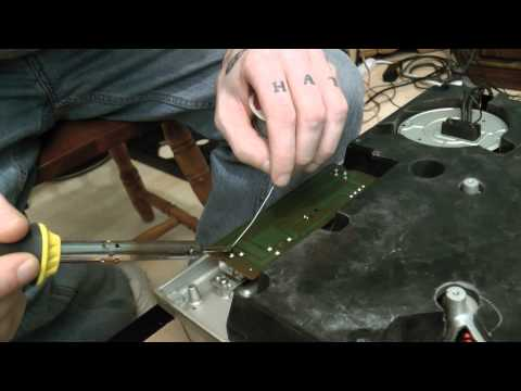 How to Modify the Pitch Faders on a Technics SL-1200 Turntable