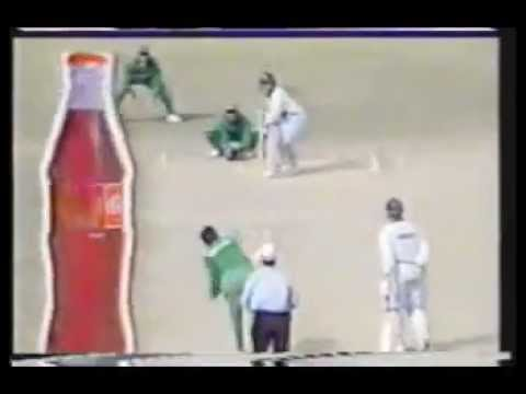 Sachin Tendulkar 95 (78) vs Pak Dhaka 1998