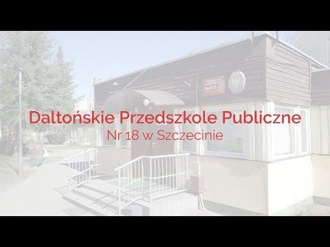 Daltońskie Przedszkole Publiczne Nr 18 W Szczecinie