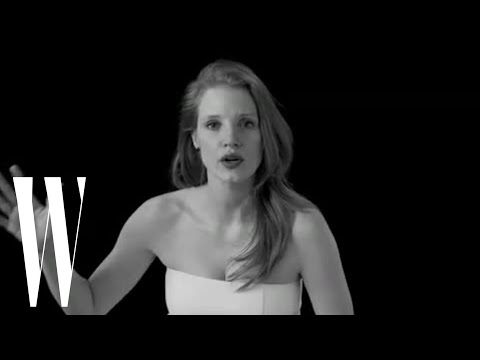 Jessica Chastain - Who Is Your Cinematic Crush?