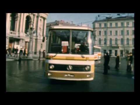 Львовский автобус  ЛАЗ  ушедший в прошлое.