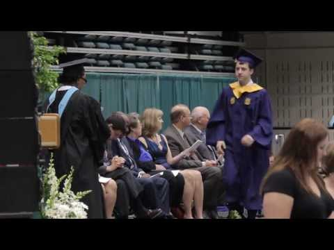 Richard Sabino - Lafayette High School Graduation - 2013