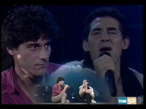 Miniatura del vídeo Una décima de segundo - Miguel Ríos y Antonio Vega