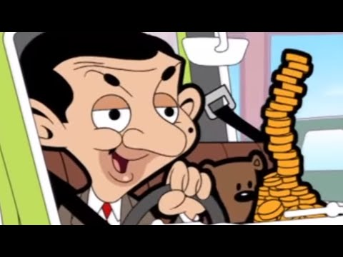 Mr Bean the Animated Series - No Parking
