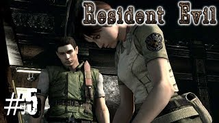 Resident Evil REmake HD | 05 | Sudden Piano Knowledge is Sudden