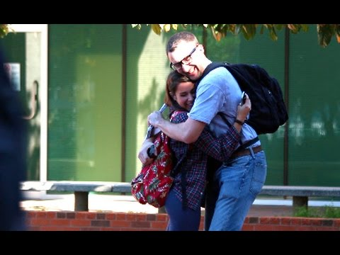 Nerd Picks Up Girl With Epic Poem! video