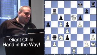 Quick Checkmates from Single Blunders - GM Ben Finegold
