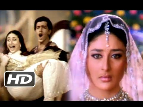 O Ajnabi - Sad - Kareena Kapoor, Hrithik Roshan & Abhishek Bachchan - Main Prem Ki Deewani Hoon