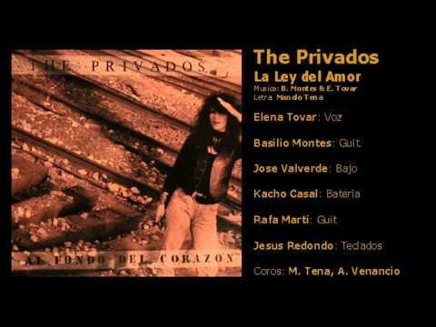 Albumes de Musica Pop Española de Los Años 80 y 90. The Privados: La Ley del Amor
