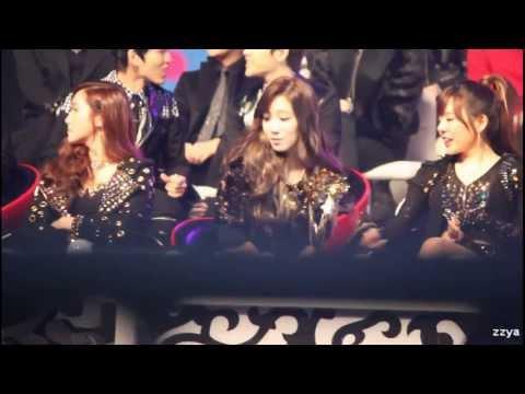 [Fancam] 131229 SNSD Girls' Generation - SBS Gayo Daejun - Part 1/2 HD 1080p (Reup)