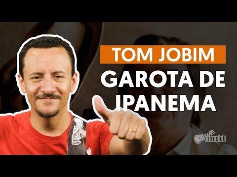 Garota  de Ipanema - Tom Jobim (aula de baixo)