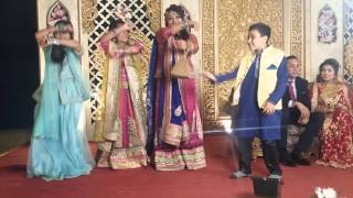 Awesome Bridal Dance at K_Square, Ctg