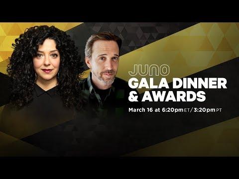 The 2019 Juno Gala Dinner & Awards