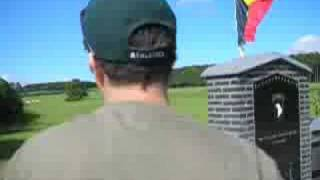Spanish in Flanders fields: Bastogne II ( Monumento easy)