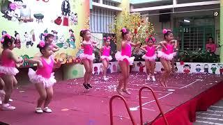 Tiết mục múa Con Bướm Xinh của các bé Lớp Lá 4 Trường MN Tân Kiểng Q.7