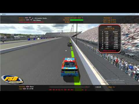 Exciting Finish at Loudon