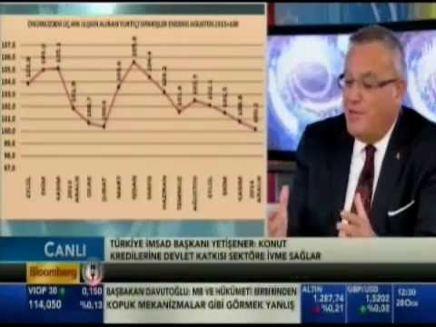 Türkiye İMSAD - Bloomberg HT - Haber Bülteni - 28 Ocak 2015