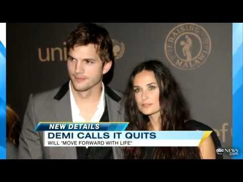 Ashton Kutcher, Demi Moore Divorce: What Caused High-Profile Hollywood Breakup?