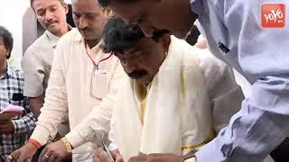 Perni Nani Takes Charge As Iandamp;PR and Transport Minister of Andhra Pradesh | YS Jagan