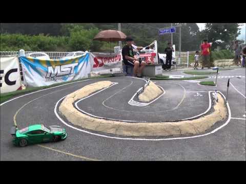 2014 KOREA RC Street Drift Challenge 2Round(7/20)