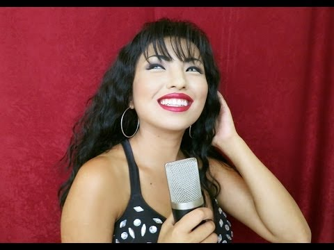 Selena Quintanilla Makeup Tutorial video
