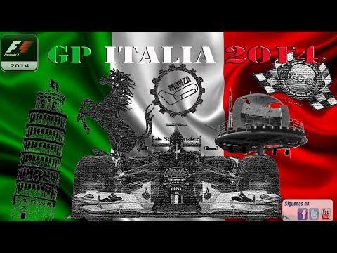 F1 2014 rFactor | 6 - GP ITALIA (Monza)