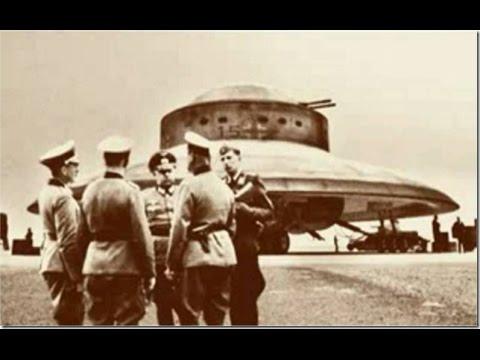 Гитлер и НЛО. Инопланетяне и Третий Рейх. Документальный фильм.