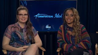 Download Lagu Eliminated 'American Idol' contestants Catie Turner, Jurnee describe experience Gratis STAFABAND