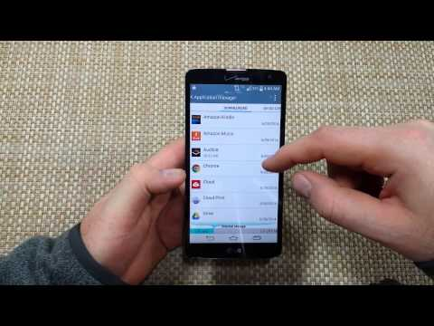 LG G Vista How to FIX Unfortunately. VZWAVSService has Stopped error G3 G2